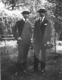 Georg und Otto Manner